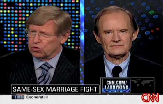 video of Larry King Live – May 27, 2009