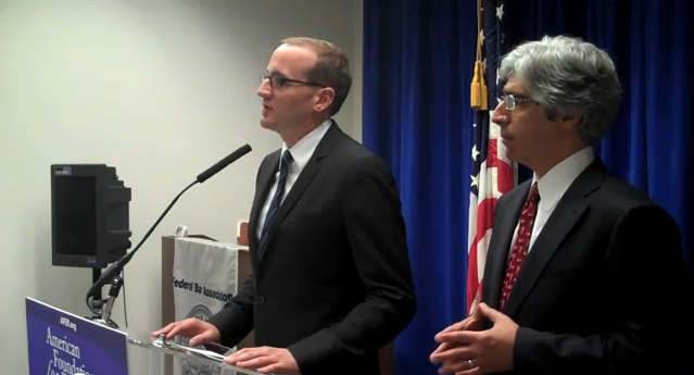 video of Press Conference on the Hearing to Vacate the Prop. 8 Decision